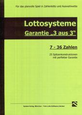 Lottosysteme 12 Zahlen